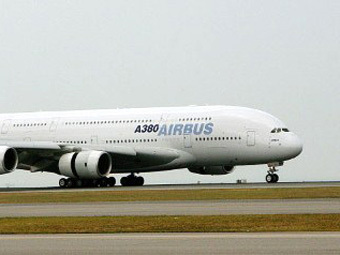 Airbus A380. Фото ©AFP